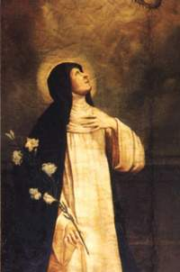 Blessed Stephana de Quinzanis