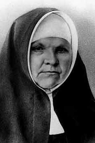 Saint Maria Katharina Kasper