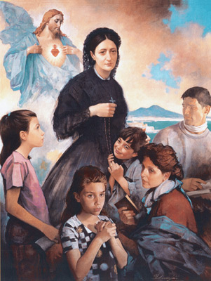 Blessed Catharine Volpicelli