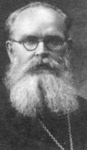 Father Fabian Abrantowicz
