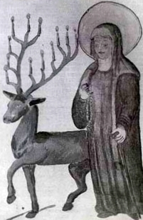 Blessed Ida of Toggenburg