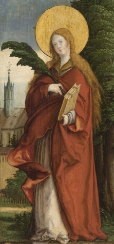 Saint Eulalia of Merida