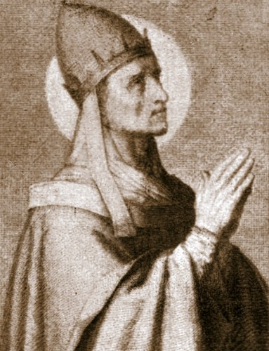 Saint Sylvester, Pope and Confessor