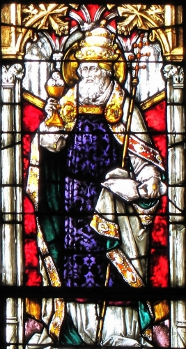 Saint Telesphorus, Pope and Martyr