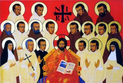 Martyred Cistercians of the Spanish Civil War