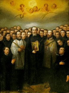 Martyred Jesuit Missionaries of Brazil