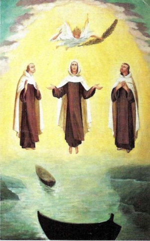 Martyrs of the Hulks of Rochefort for 1 July