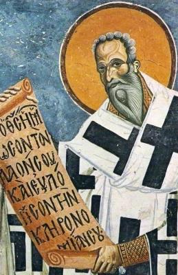 CatholicSaints.Info » Blog Archive » Saint Achilles of Larissa