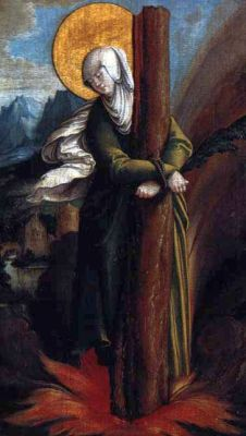 Saint Afra of Augsburg