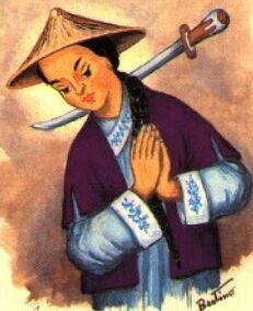 Saint Agatha Lin