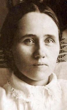 photograph of Saint Anna Schaeffer, c.1920
