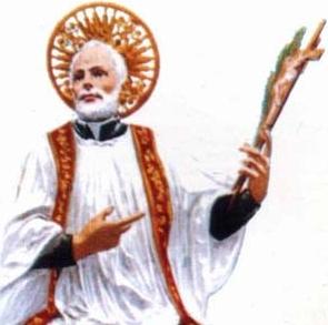 sveti Antim - duhovnik in mučenec