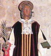 Saint Antiochus of Sulci
