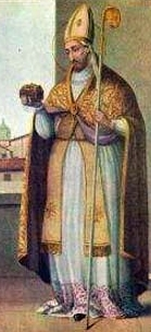 Saint Atto of Pistoia