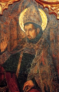 sveti Braulion - škof