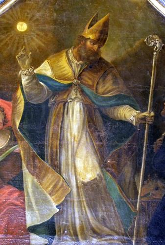Saint Bruno of Segni