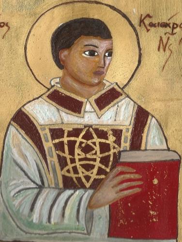 Saint Caesarius of Nanzianzen