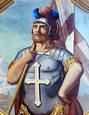 Saint Chiaffredo of Saluzzo