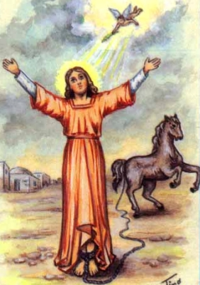 Saint Cointha of Alexandria