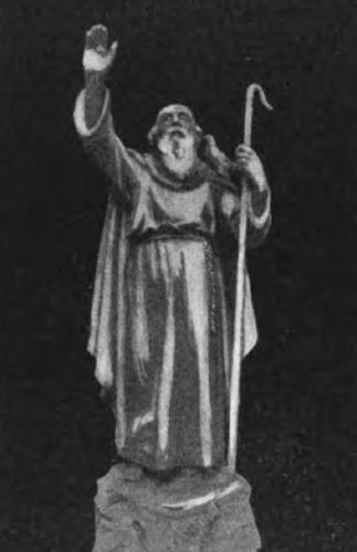 Saint Columba, Apostle of Scotland, by A C Storer