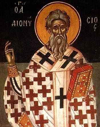 Saint Dionysius of Alexandria