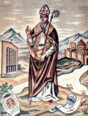 Saint Ernest of Mecca