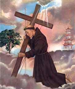 Saint Felipe de Jesus