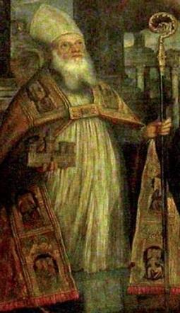 Saint Genesius of Brescello