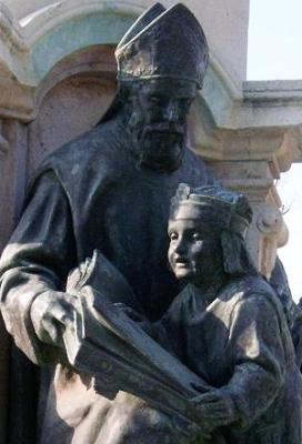 Saint Gerard Sangredo