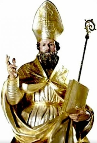 Saint Germanus of Capua
