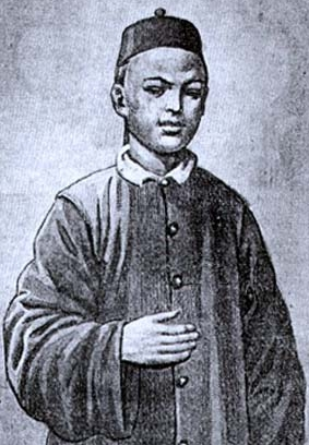 Saint Giovanni Wang