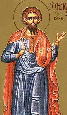 Saint Gordius of Cappadocia