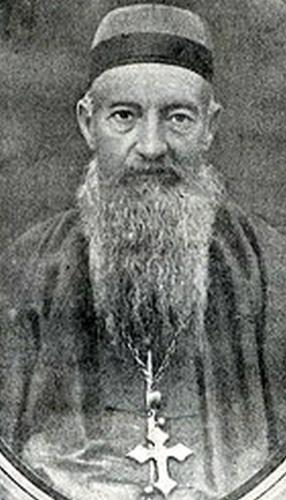 Saint Gregorio Grassi