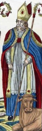 Saint Guarinus of Sion