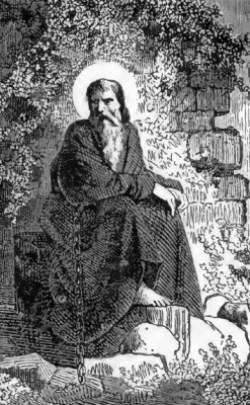 sveti Hospicij - puščavnik