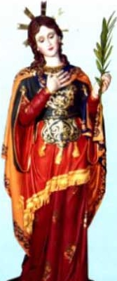 Saint Irene of Egypt