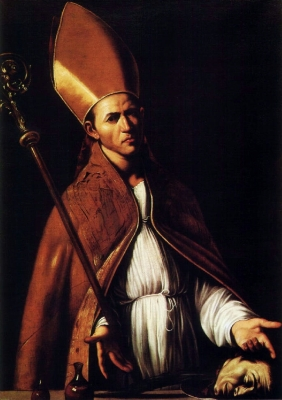 Saint Januarius of Naples