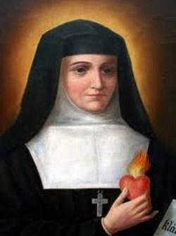 sveta Ivana Lestonnac - vdova in redovna ustanoviteljica