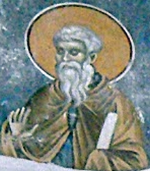 Saint Joseph Studita of Thessalonica