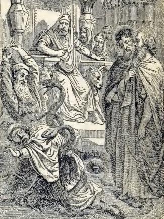 Apostolic Labors in Persia