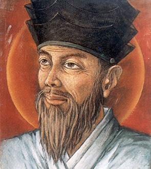 Saint Lucas Hwang Sok-tu