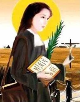 Saint Magdalena of Nagasaki