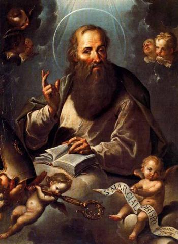 sveti Marcial