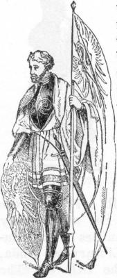 New Catholic Dictionary illustration of Saint Maurice