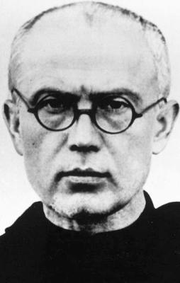 Saint Maximilian Kolde, 1940