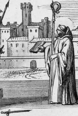 Saint Odo of Cluny