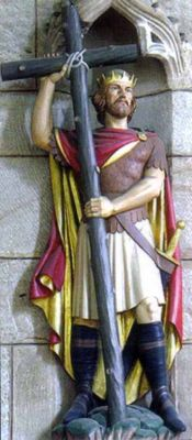 Saint Oswald of Northumbria