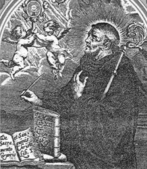 Saint Paschasius Radbertus