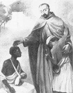 Saint Pedro de San Jose Betancur