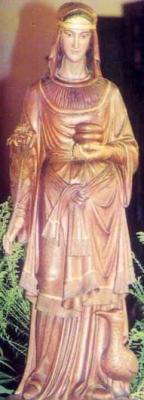 Saint Pharaildis of Ghent